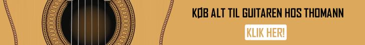 Almindelig banner i tekst